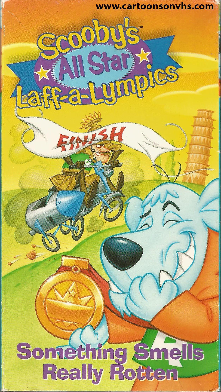 Scooby's All-Star Laff-A-Lympics (1996, Turner)