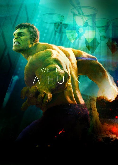 hulk #avengers #movie | If we can't protect the world, you can be