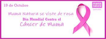 Mama Natura se viste de Rosa. Día Mundial Cáncer de Mama