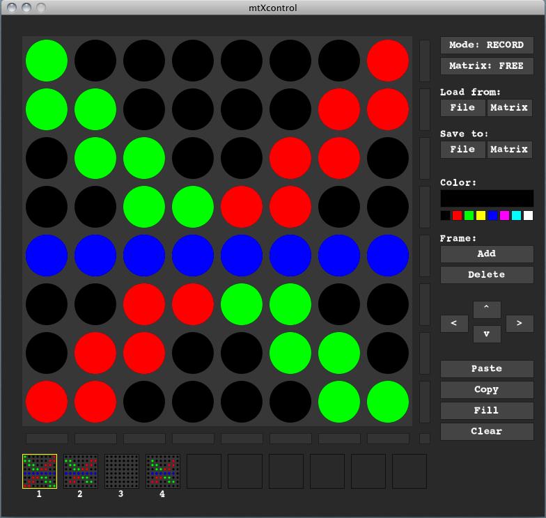 Led matrix mtxcontrol arduino projects pinterest