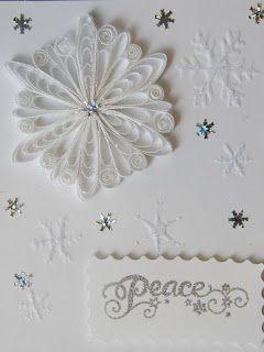Claire's paper craft: Victoria Class-November 2011
