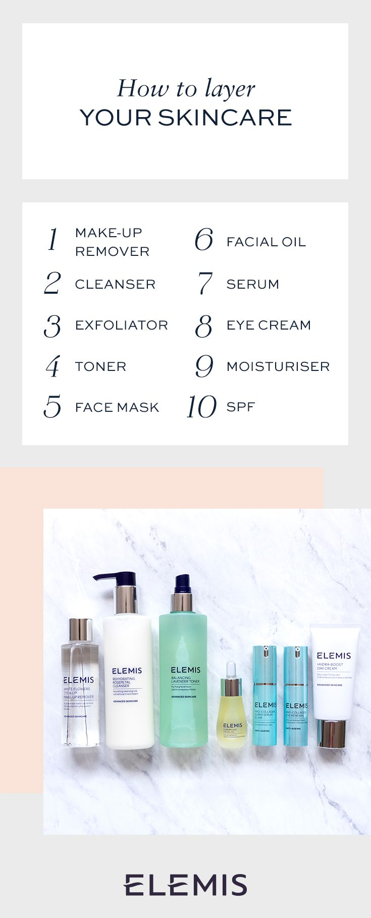 How To Layer Your Skincare Routine The Best Order To Apply Skincare Products Find Out From Skincare Experts On El Skin Care Skin Care Secrets Skin Care Women