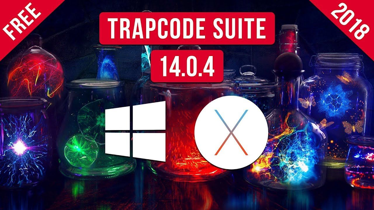 red giant trapcode suite 14