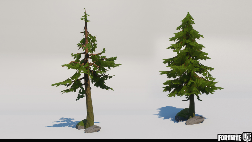 Artstation Fortnite Trees Martin Holmberg Trees To Plant Tree Fortnite
