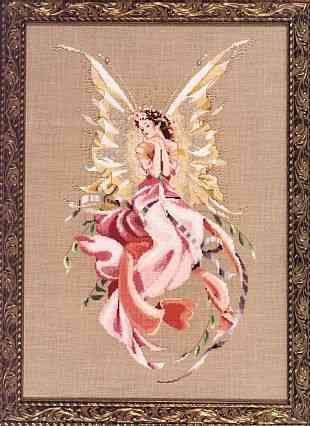 "Mirabilia Cross Stitch ""Titania, Queen of the Fairies"""