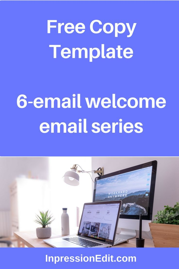 How to write a email series + free 6email