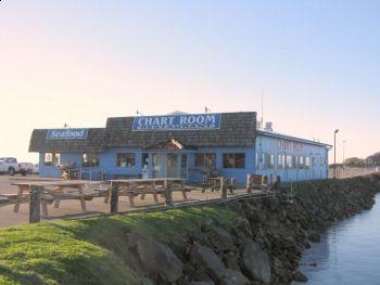 The chart room restaurant crescent city harbor california s