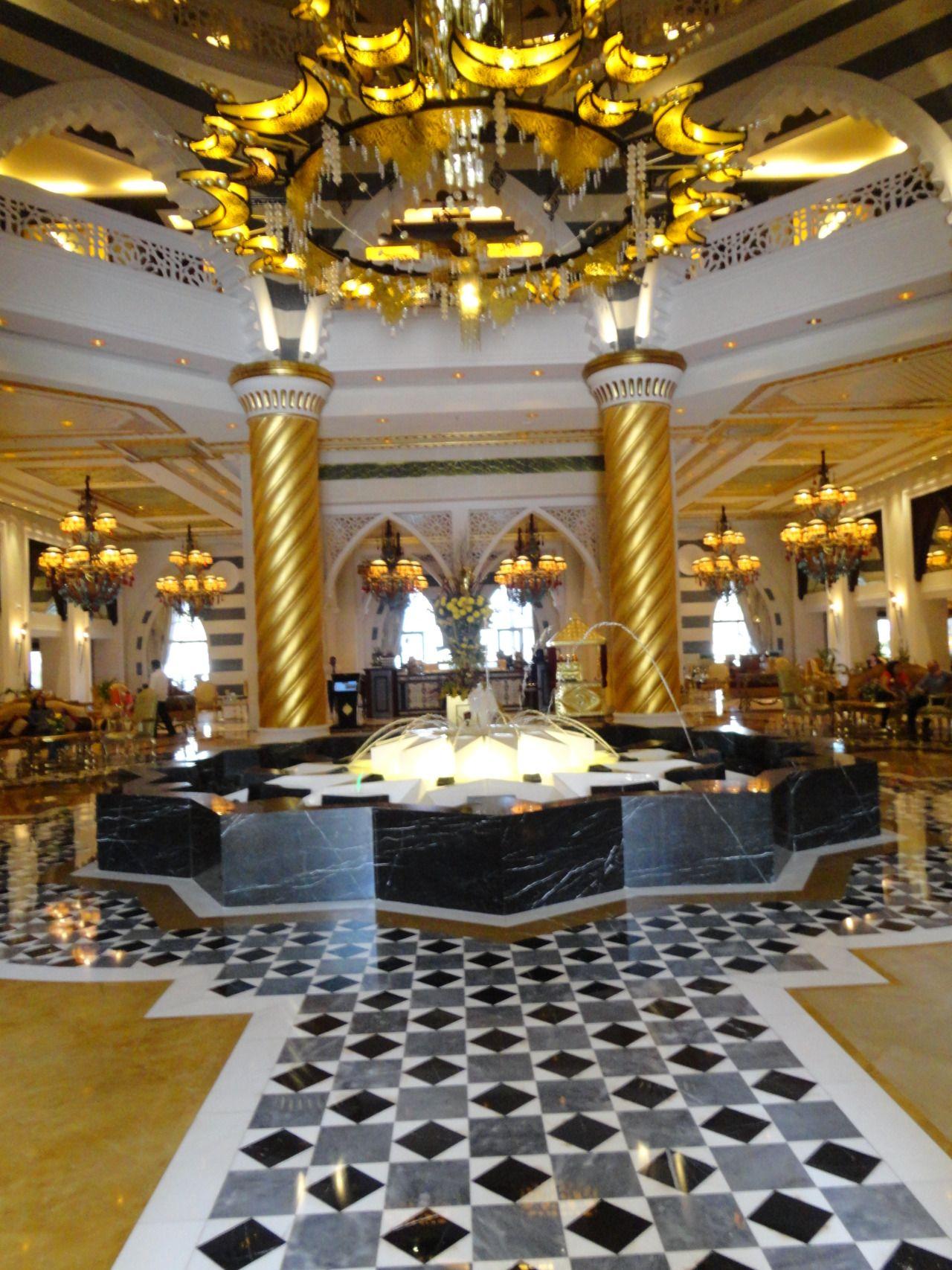 Jumeirah Zabeel Saray Hotel #bafco #