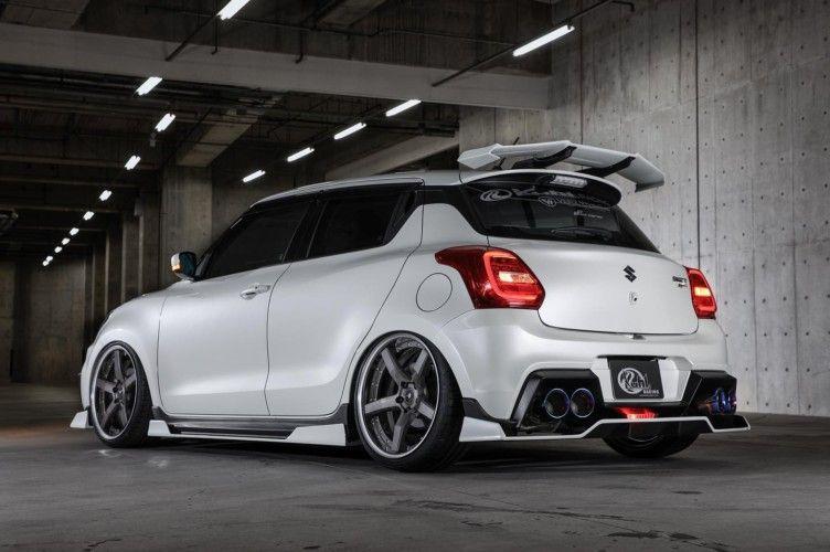 Si Creias Que El Suzuki Swift Sport No Podia Ser Todavia Mas Japo Suzuki Swift Sport Suzuki Swift Suzuky Swift Sport
