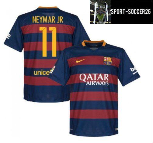 ... NEYMAR JR. Nike Mens Barcelona Home Stadium Jersey. -Brand New With  Tags. ec0f58473f2bd