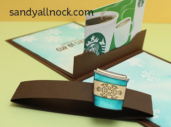 Popup Gift Card Holders Christmas Gift Card Holders Coffee Gifts Card Gift Card Holder Template