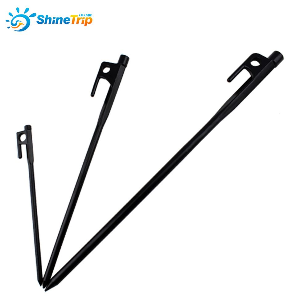 High strength heavy duty forging casting iron tent peg wind resistant tent stakes for anchoring tents  sc 1 st  Pinterest & High strength heavy duty forging casting iron tent peg wind ...