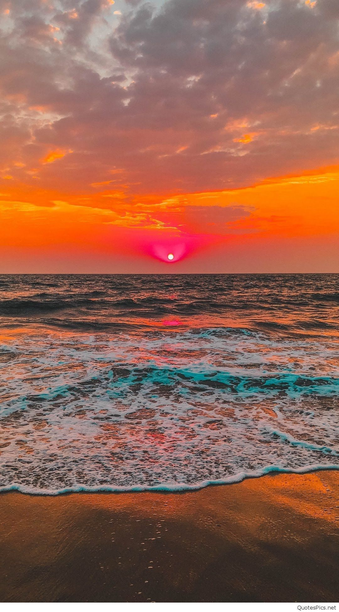 Awesome Mobile Nature Sunset Wallpaper Hd Images In 2020 Sunset Wallpaper Sunset Iphone Wallpaper Beach Sunset Wallpaper