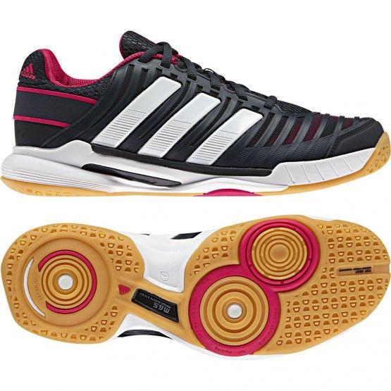 Adidas kézilabda teremcipő Court Stabil 10.1 női fekete  1ac9c67d38