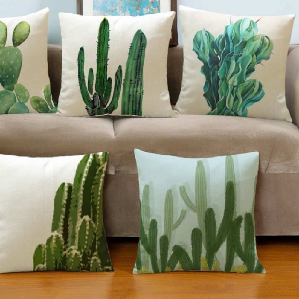 African tropical plant cushion covers cushion covers pinterest