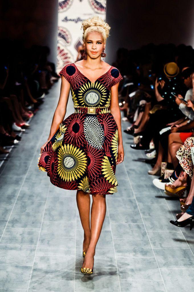 MAKEBA DRESS ~African fashion, Ankara, kitenge, African women dresses, African prints, African men's fashion, Nigerian style, Ghanaian fashion ~DKK