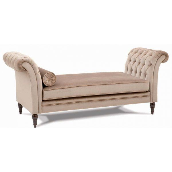 Home u203a Sofas u203a 3 Seater Sofas u203a Rochester Cream Chaise Lounge  sc 1 st  Pinterest : chaise lounge sofas - Sectionals, Sofas & Couches