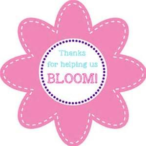photo relating to Thanks for Helping Me Bloom Printable identified as thank on your own for supporting me bloom cost-free printable - Bing pics