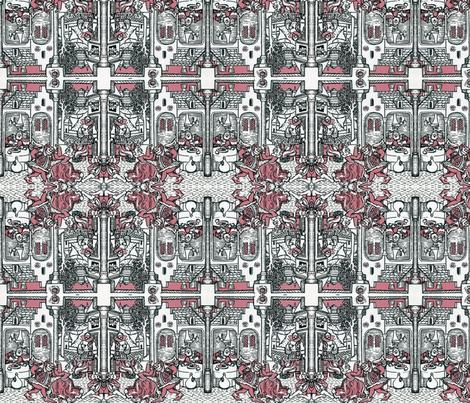 Twelfth Night fabric by cherb on Spoonflower - custom fabric