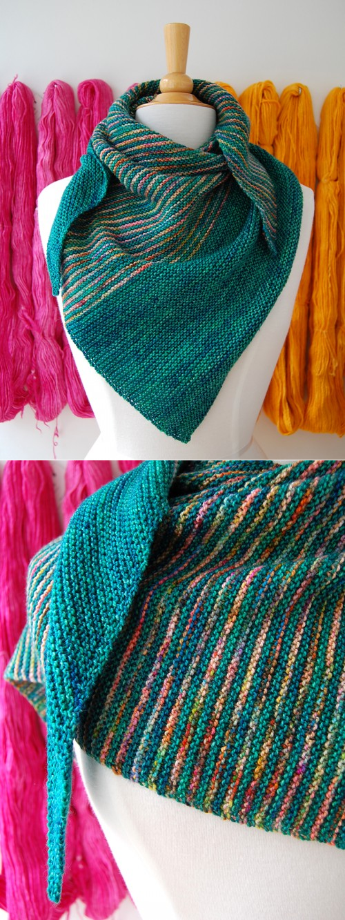 Drea's Shawl – Loop Knits