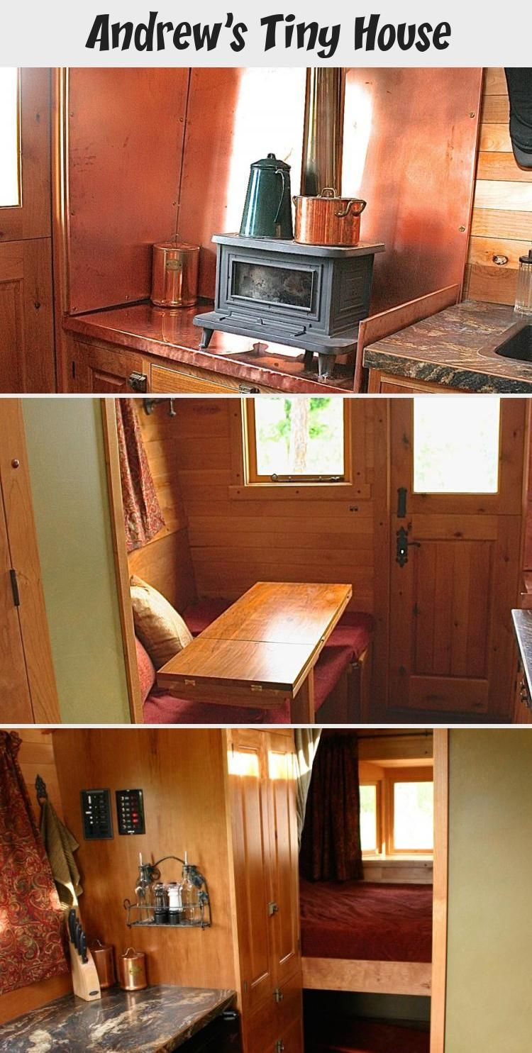 I Love The Style Of This Small Fire And Copper Heat Shield Tinyhousekitchenideas In 2020 Tiny House Kitchen Tiny House Swoon Tiny House