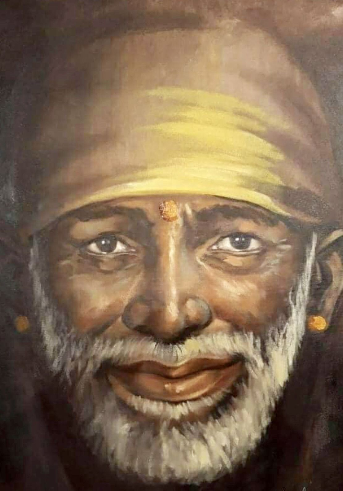 Pin by Suresh Dhawan on Sai baba | Om sai ram, Sai baba quotes