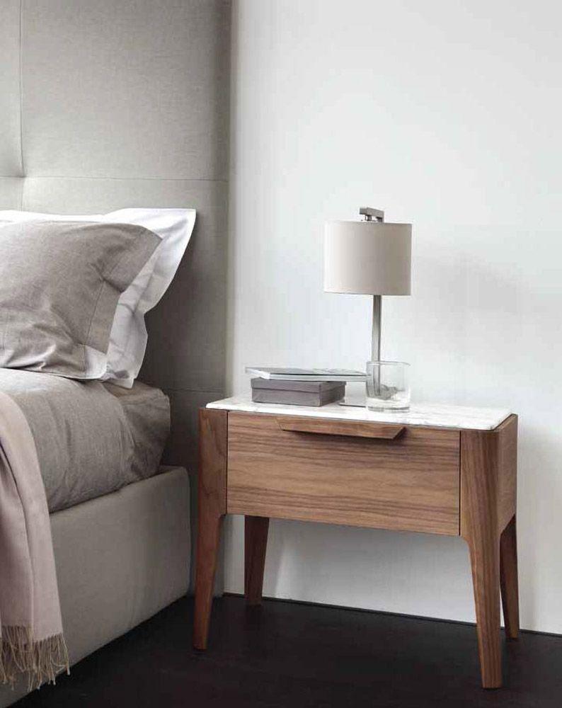 Ziggy nightstand transitional bedroom design at cassoni com