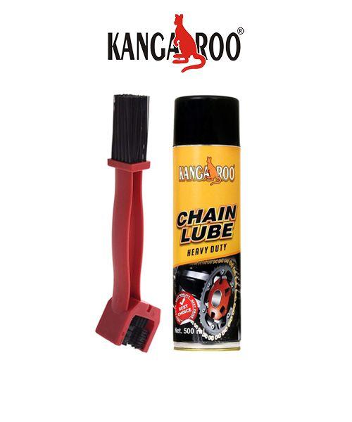 Pin On Bike Chain Lubricant