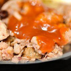 Peach-Bourbon Barbecue Sauce