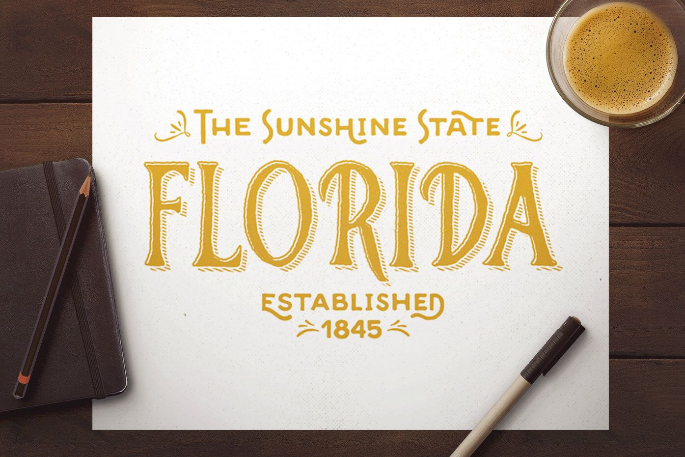 Fancy Florida Wall Decor Gift - The Wall Art Decorations ...