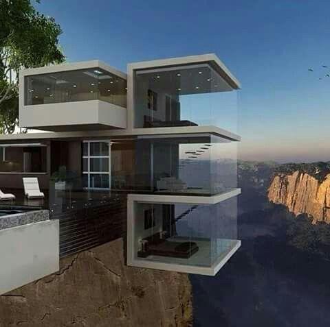 la casa de mis sueos - Buro Zu Hause Mit Seestuckunglaubliche Bild