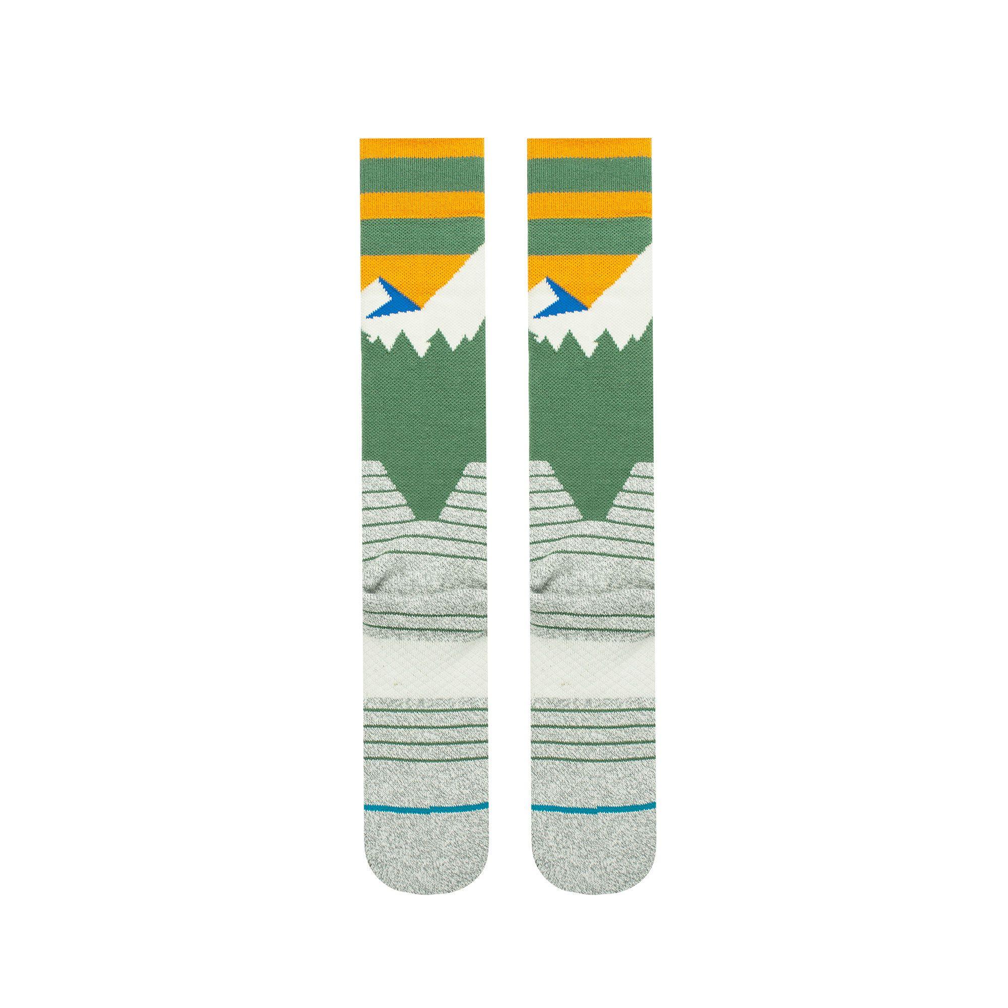 47254d823e2 Long Way - Mens Park  Wool Blend Socks