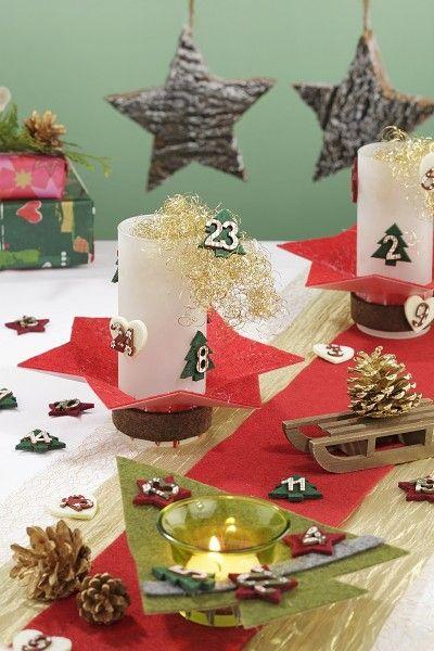 24 Holzzahlen Für Die #Weihnachtsdeko Oder Den Adventskalender, Advent  Basteln, Mit Holz Basteln