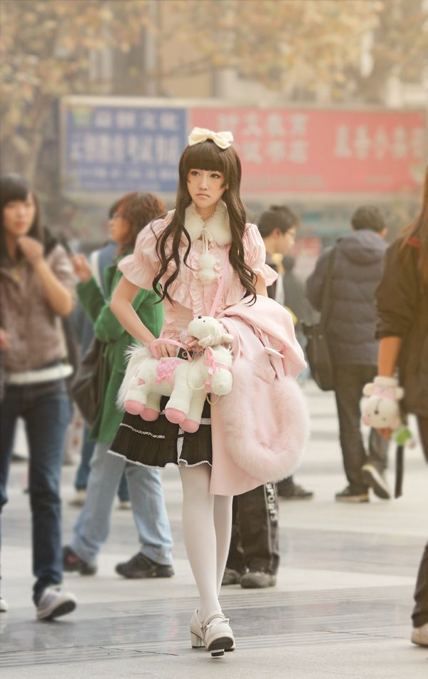 Lolita Japan Fashion
