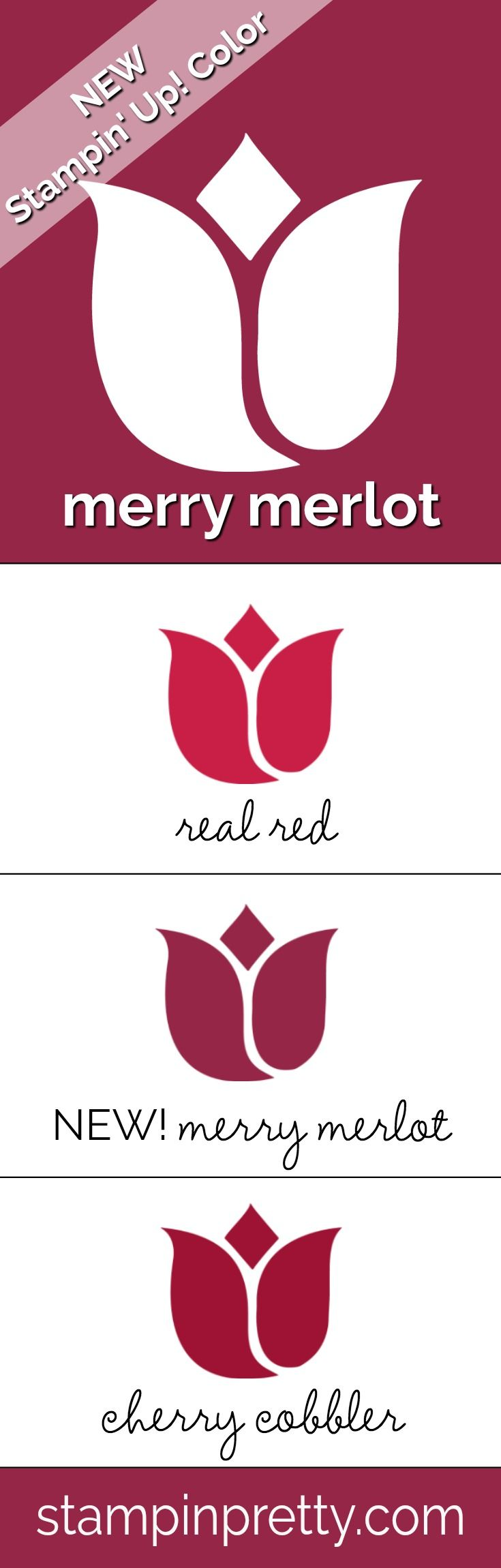 How Do the NEW Colors Compare | Pinterest | Merry, Cards and Rubber ...