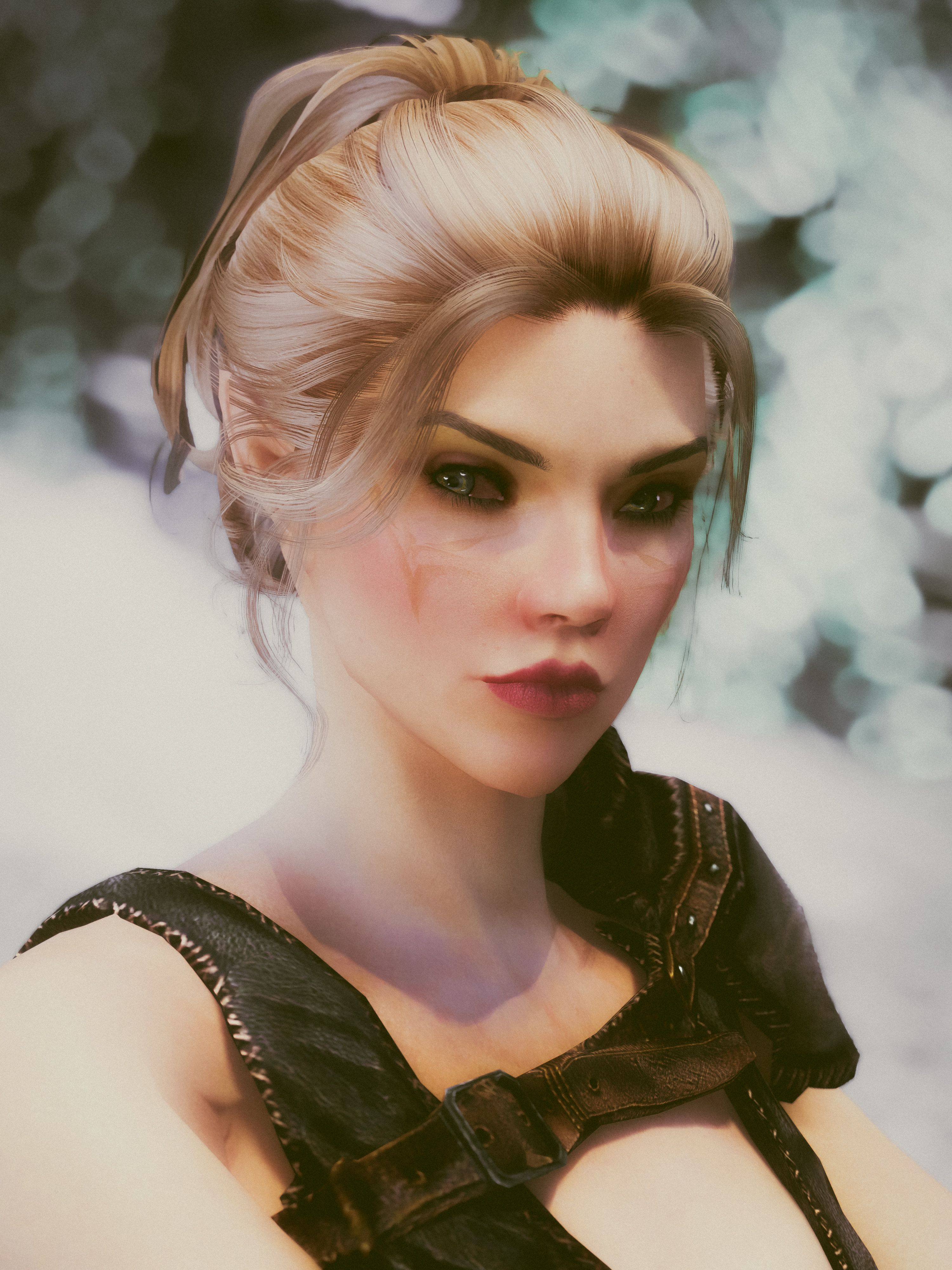 Minerva - Custom High Elf Voiced Follower at Skyrim Nexus - mods and