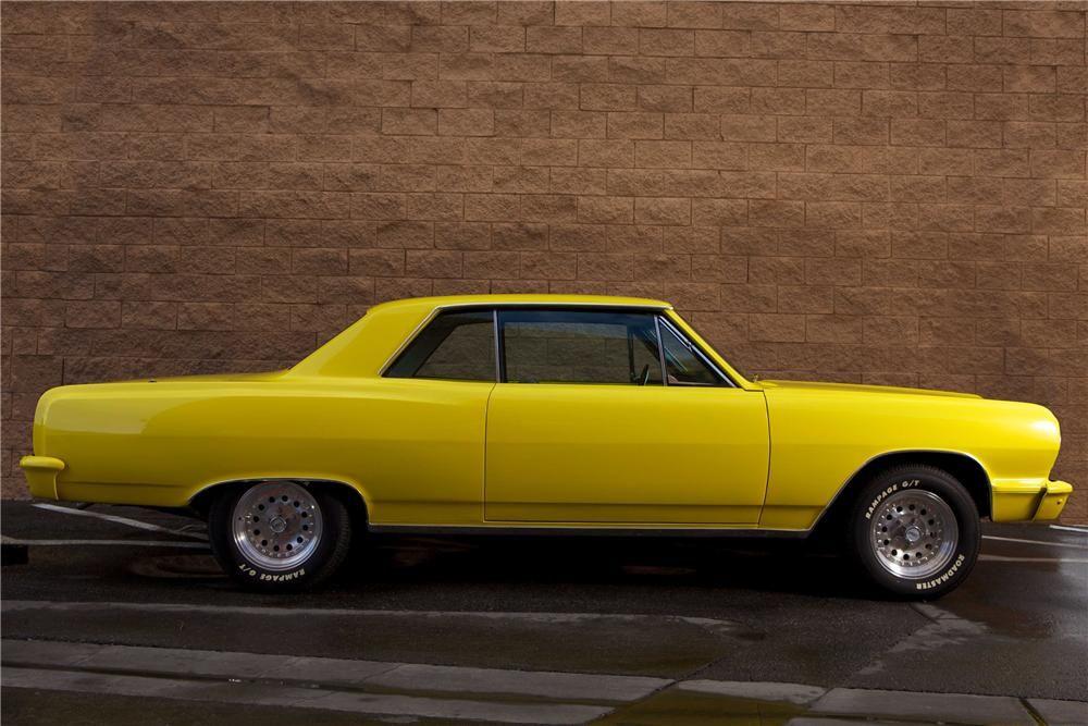 1964 Chevrolet Chevelle Malibu Lot 77 1 Barrett Jackson Auction Company Chevrolet Chevelle Malibu Chevrolet Chevelle Chevelle