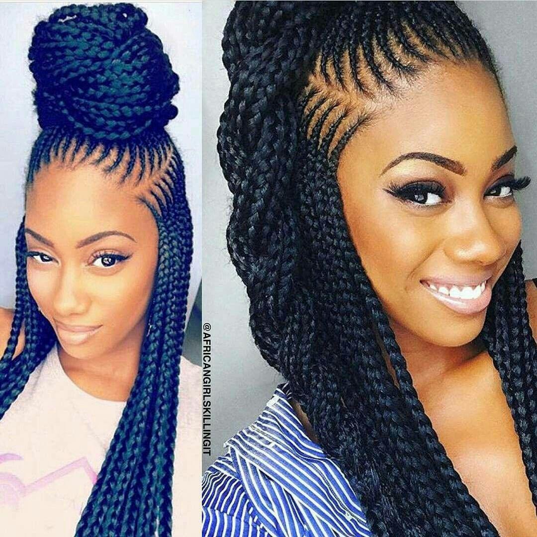 Epingle Par X Amie X Sur Stylish Modern Hair Braid Ideas Tresses Afro Coiffure Coiffure Cheveux Naturels