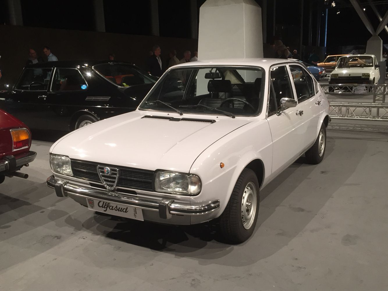 Alfa Sud This was my first experience with Alfa. My Dad