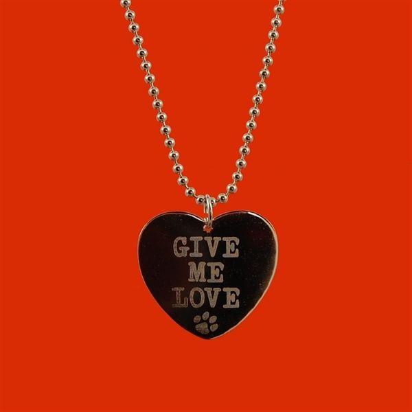 Give Me Love Pendant <3