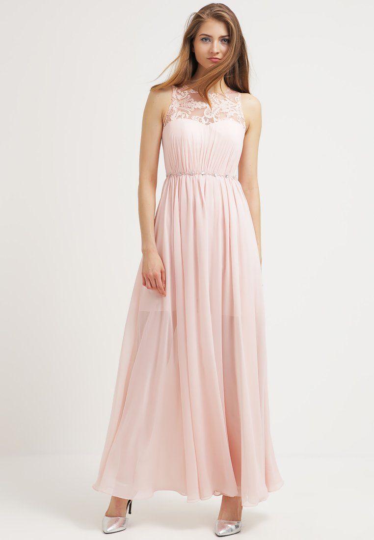 laona ballkleid - rose blush - zalando.de | ballkleid