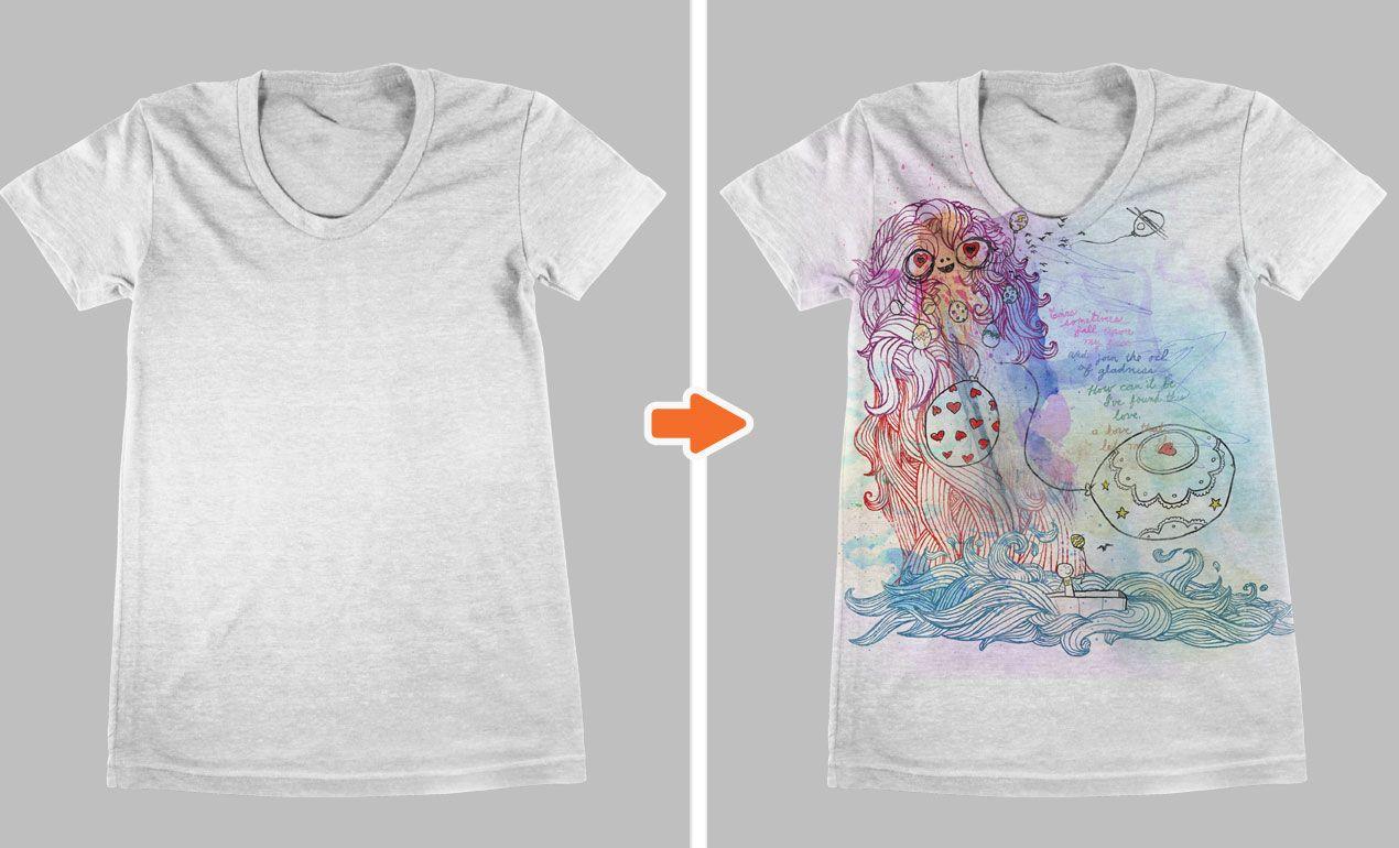 Ladies Flat T-Shirt Mockup Templates Pack | Pinterest | Mock up and ...