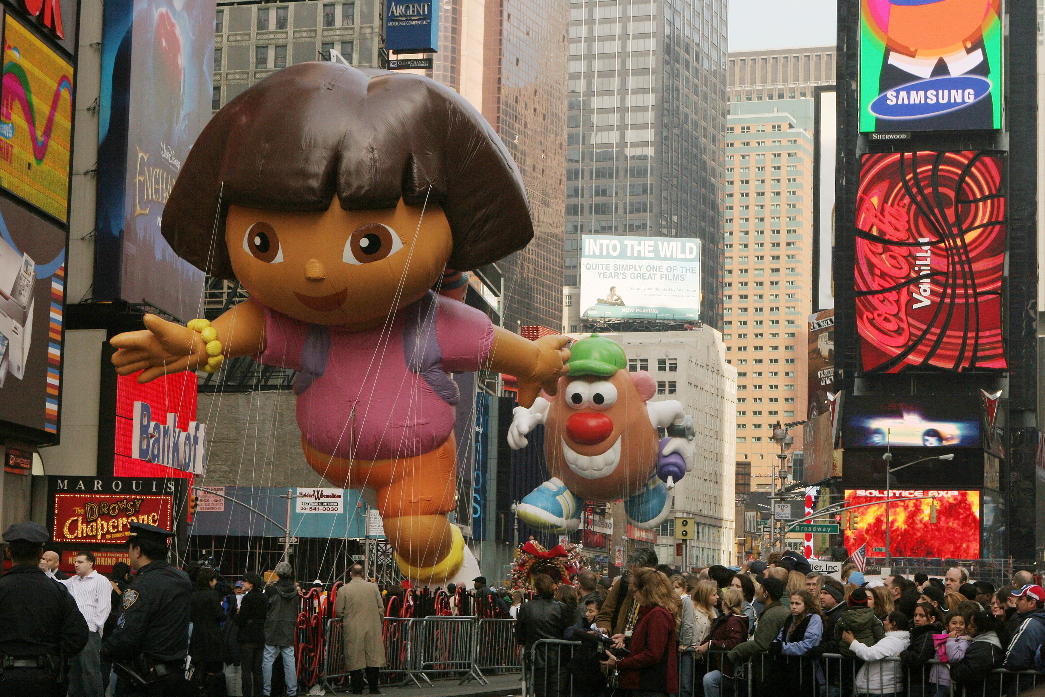 Dora Dora Dora Thanksgiving Day Parade Macy S Thanksgiving Day Parade Macy S Thanksgiving Day Parade