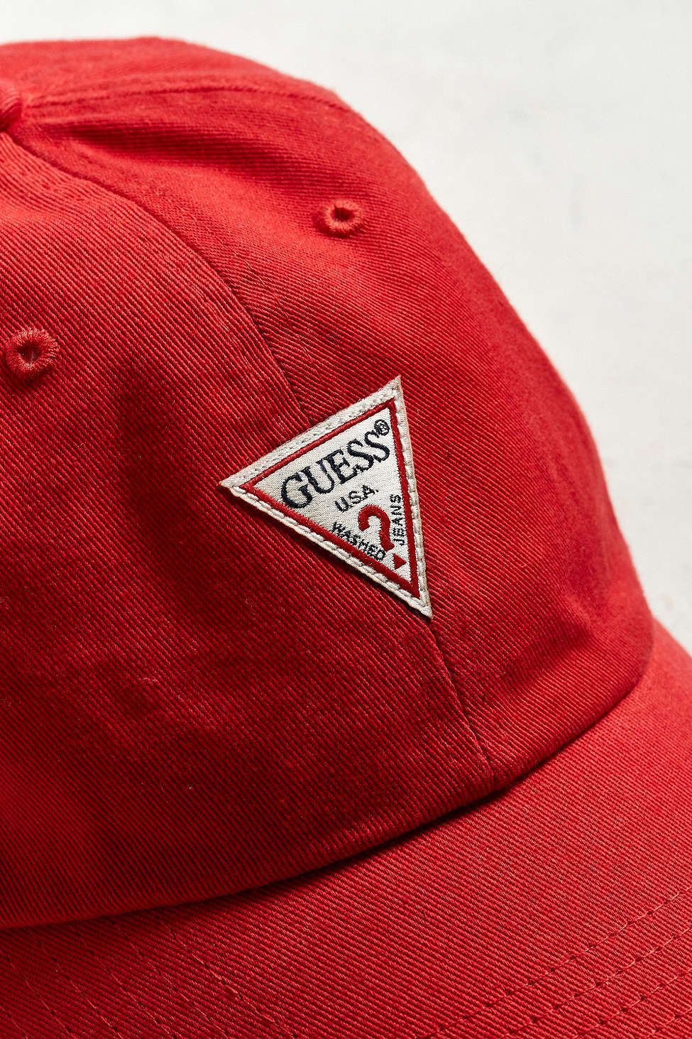 GUESS Baseball Hat - Urban Outfitters 85725a19788