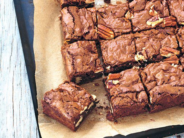 Brownies (kock Elisabeth Johansson)