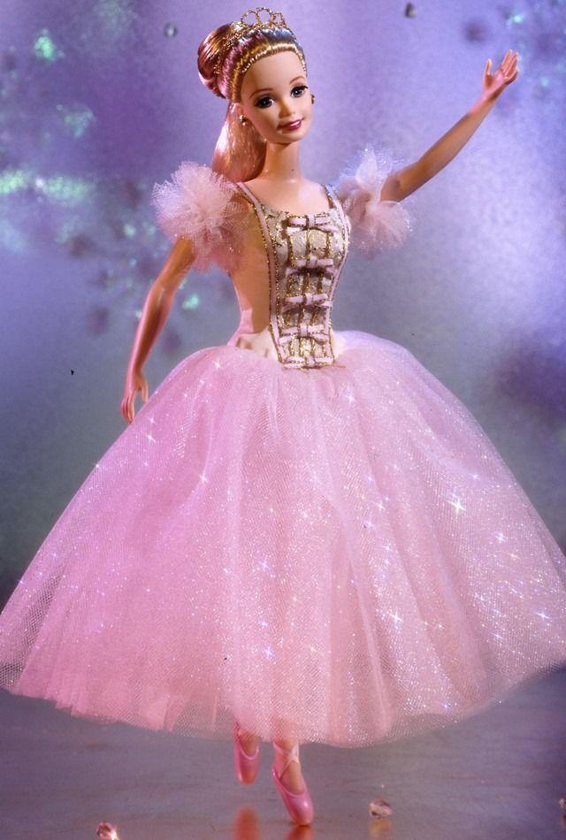 27d4a5a3b barbie collectables | Barbie Collector : Barbie Bailarina Sugar Plum Fairy  (nrfb)