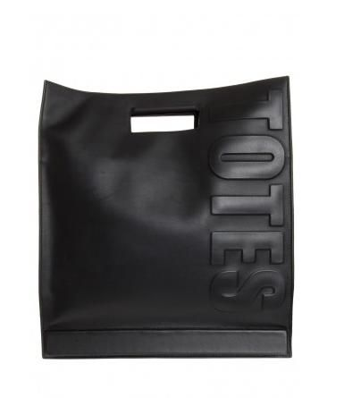 Phillip Lim Totes Amaze Tote - Cut out handles - Embossed ''totes amaze'' lettering