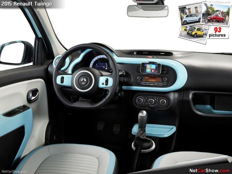 Renault Twingo Interior Picture 56 Of 93 My 2015 Size