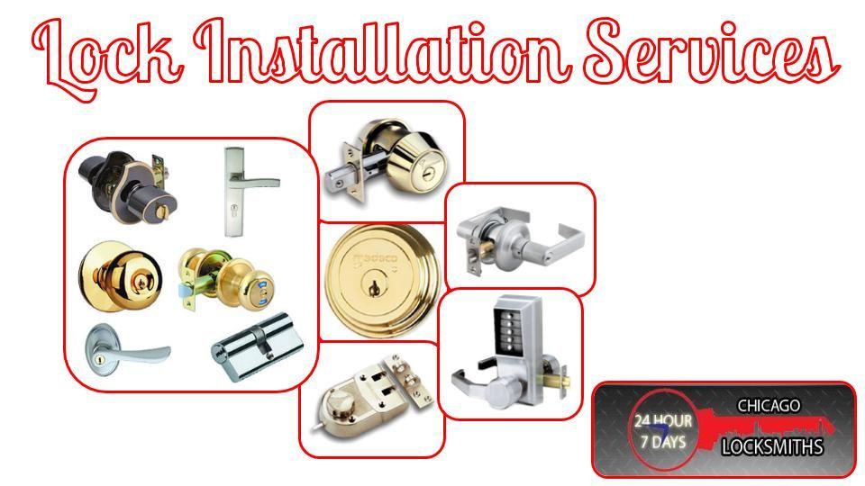 Chicago Locksmiths provides several locksmith services