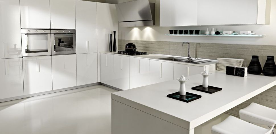 white modern kitchens. latest kitchen modern small kitchen design
